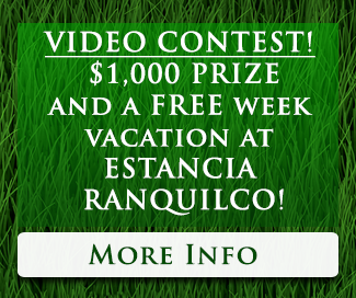 WARP VIDEO CONTEST! WIN $1,000 and a week vacation at Estancia Ranquilco